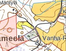 määräala kartta