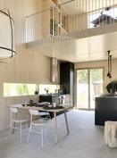 Kuva valmiista Kotola 91 m2 -talosta
