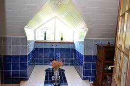 Pesuhuonetta, paikka ammeelle