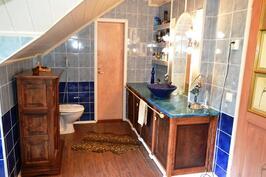 Pesuhuone yläkerta