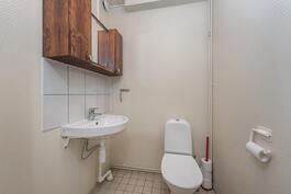 Työtilan wc