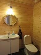 Myös wc- ja ...