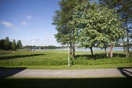 Näkymä terasilta / Utsikt från terrassen