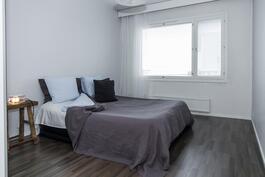 Siisti ja valoisa huone