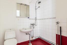Toimiva wc