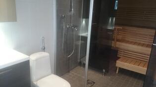 Kylpyhuoneen tyyliä