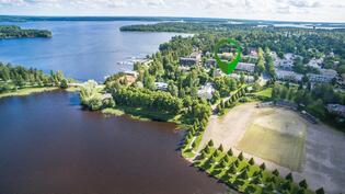 Kyrösjärven maisemia