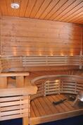 talon uusittu Sun-sauna