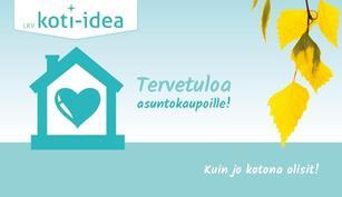 Me palvelemme Koti- Ideassa !