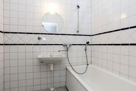 kylpyhuone ammeella tai ilman