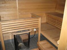 taloyhtiön saunatilat juuri uusittu
