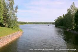 Strömman kanavan alue
