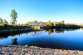 Onko unelmasi uusi koti Oulujoen suistomaisemissa Toppilansalmessa?
