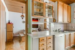 Keittiö - Ruokailuhuone