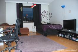 Toinen makuu-/olohuone