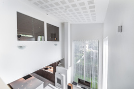 Master bedroomin ikkunat