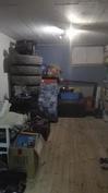 varasto/ hobbyhuone/ makuuhuone