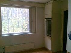 Näkymä keittiön ikkunasta