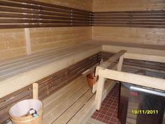 Iso sauna 7m2