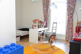 Makuuhuone 2 - Lastenhuonessa on mukava leikkiä