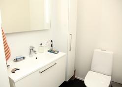 WC - Tyylikäs ja käytännöllinen WC-tila
