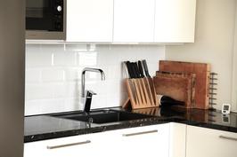 Keittiö - modernit mutta käytännölliset keittiöratkaisut