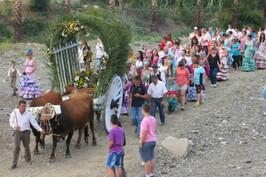Benamargosan perinteisiin juhliin kaikki ovat tervetulleita
