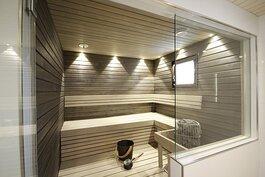 Aikaisemman kohteen sauna