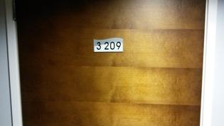 Huoneisto numero 3209