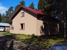Talo maantieltä päin