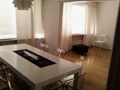Ruokasali/toimisto/erillinen huone erotettavissa liukuovella