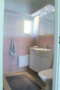 Yläkerran vessa/suihku