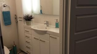 Pää wc. Suuri peili 65x120