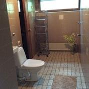 Kylpyhuone kunnostettu