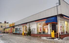 Kauppamatka ei rasita: Lähikauppa Asemakadun toisella puolella
