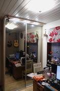 3. Makuuhuone ja liukuovikaapisto