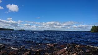Oulujärvi - Kainuun meri