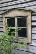 Savusaunan ikkuna