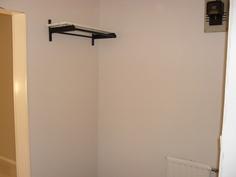 Asunto nro 3 (yksiö) remontoitu loppuvuodesta 2015