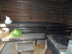 Rantasaunan sauna