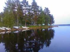 Rantaa järveltäpäin