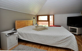 Yäkerran makuuhuone
