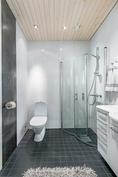 WC ja suihkuhuone