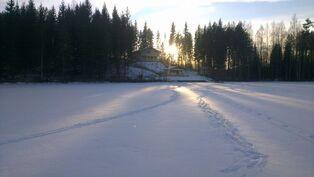 Talvinäkymä