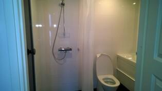 Kylpyhyhuone/wc