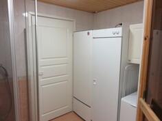 Kylppärissä myös pyykinpesukone, kuivauskaappi ja lämminvesivaraaja