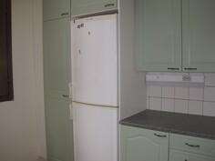keittiön kaapistoa