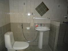 wc pesuhuoneessa