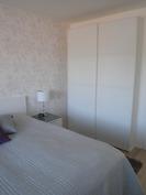 Makuuhuoneen liukuovikaapisto 1500 x 600
