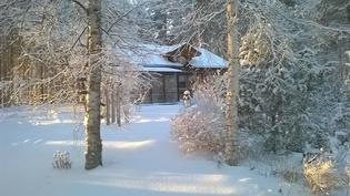 Talon talvikuva